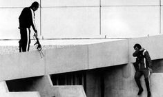 The terrorist outrage in Munich in 1972.The Munich Olympics were supposed to wipe out memories of Berlin in 1936. Instead they turned to horror for the Israeli team