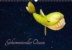 Geheimnisvoller Ozean - CALVENDO Kalender von Huyen-Tran Chau