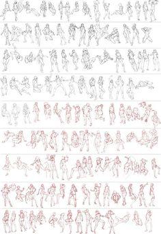 Ben Li : Gesture studies
