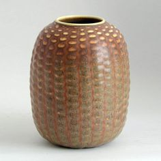 """Budding"" vase by Axel Salto for Royal Copenhagen N8564"