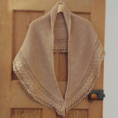 Stitched Together: Cosy Shawl Knitting