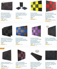 Easy Ways to soundproof A Bedroom. Easy Ways to soundproof A Bedroom. How to soundproof A Door In 7 Cheap & Tested Ways Home Music Rooms, Music Studio Room, Sound Studio, Home Recording Studio Setup, Studio Foam, Mundo Musical, Soundproofing Material, Drum Room, Acoustic Panels
