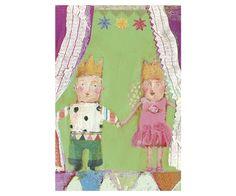 Prins & Prinsesse, Enkelt Kort