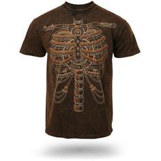 Steampunk Skelly tshirt