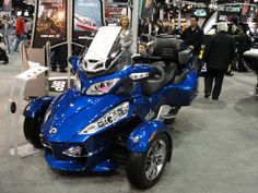 2012 Can-Am Spyder RT Roadster Limited