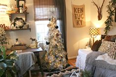 Holiday Home Tour: Cozy Bohemian Bedroom — Miss Molly Vintage