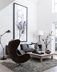 Via Scandinavian Livingroom Room