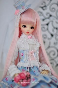 dollfierecipe:  110120lucia1 by violetnein on Flickr.
