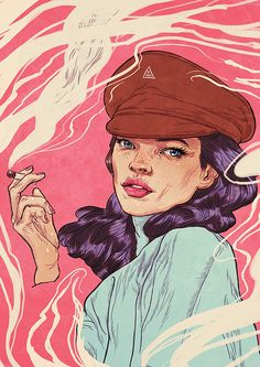 Aykut Aydogdu, Illustrator. Great illustrations by... - SUPERSONIC ART