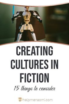 Wondering the best way to create a new culture for your fiction book? Or perhaps you're trying to pinpoint what that certain something is that's making your fictional culture not believable? Check out these 15 tips for creating cultures. Writing Genres, Fiction Writing, Writing Quotes, Writing Advice, Writing Resources, Writing Help, Fiction Books, Writing A Book, Writing Prompts