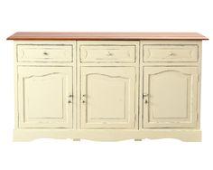 Made to order furniture - Bramley Cream Large Sideboard | Laura Ashley