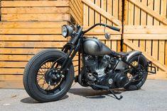Harley Davidson Panhead 1950 By Bobber FL Motorcycles #harleyddavidsonpanhead