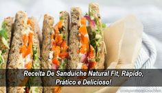 sandwich frango, cenoura, alface e philadelphia