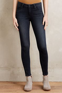 Paige Verdugo Ankle Jeans #anthropologie