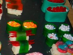 Play with your food: Dessert sushi   Evil Mad Scientist Laboratories