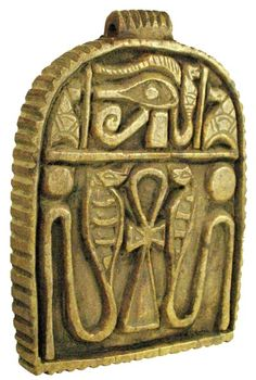Ancient Egyptian Artifacts | Go Big': Ancient Egyptian artifacts plaque 1070 - 712 BC