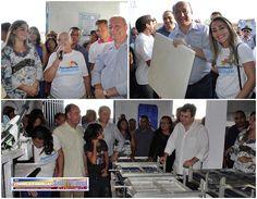 Santa Filomena Atual: Prefeitura de Santa Filomena inaugura Centro de In...