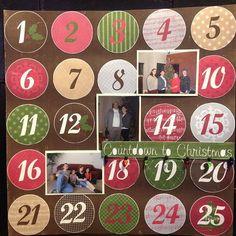 Countdown to Christmas - Scrapbook.com