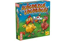 Cocoricó Cocorocó • Juego de memoria en el cual el primero que junte todas las plumas gana