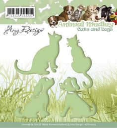 Amy Design AM ADD10023 Cats Dogs