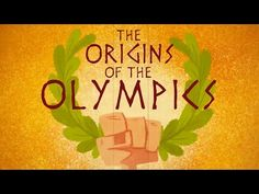 The ancient origins of the Olympics – Armand D'Angour | Hakan Deliduman http://www.hakandd.com/the-ancient-origins-of-the-olympics-armand-dangour/