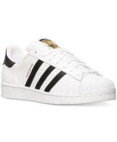 adidas Men s Superstar Casual Sneakers from Finish Line  c28943de3ef