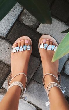 These sandals <3