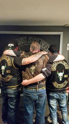 28 Best Satan's Soldiers MC images in 2019   Biker clubs, Motorcycle