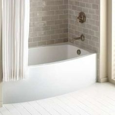 Working within your current bathroom's footprint can be challenging, but it's not impossible. Here are 8 ways to maximize the beauty, function, and charm of even the smallest bath.
