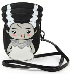 Roomy Pockets Series funny hippy sugar skulls butterflies Small Crossbody Bag Cell Phone Purse Wallet For Women Girls