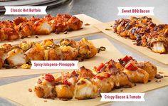 Domino's Specialty Chicken - New Chicke - Delish.com chicken crust, pizza dough