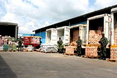Capturan a 2 estafadores en Mercado Mayorista de Tocuyito