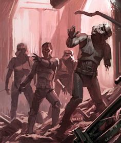 In a galaxy far, far away there was a zombie outbreak and midichlorians tasted goooood.