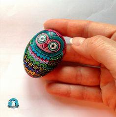 Unicatella: malarstwo kropkowe/dot painting
