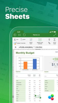 pro officesuite for ipad