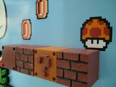 A Gamer's Wall Mural Takes On a New Dimension
