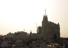 Madrid, azotea Circulo de Bellas Artes #madrid #spain