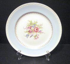 Homer Laughlin Eggshell Georgian Plate