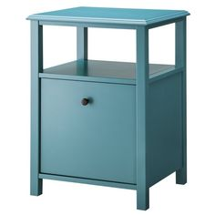 Vertical Filing Cabinet: Threshold Windham File Cabinet - Teal (Blue) and other coordinating items 4 Shelf Bookcase, Storage Shelves, Home Office Furniture, Living Room Furniture, Furniture Storage, Library Cabinet, Household Expenses, Hanging Files, Guest Room Office