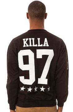 ef0e1fad529 Diplomats Sweatshirt Harlem World Killa in Black use rep code  OLIVE for  20% off
