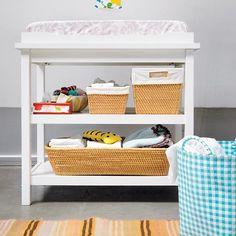 Mueble cambiador (de pañales) y todo lo que necesitas para cambiar al bebé | Blog de BabyCenter