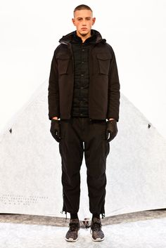 White Mountaineering, Look #1