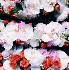 Special event arrangements #alwaysflowersevents #alwaysflowersmiami #eventdecor #spring #florals #orchids #roses #peonies