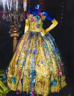 Drisella's ballgown, Cinderella (2015).