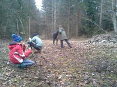 wilde Tage & Camps - Spielraumnatur - Naturmentoring, Kreiskultur, natürlich lernen Camping, Small Groups, Learning, Campsite, Campers, Rv Camping