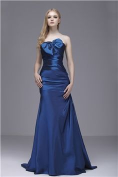 Gorgeous Mermaid Sweetheart Floor Length Brush Empire Sasha's Evening Party Dress