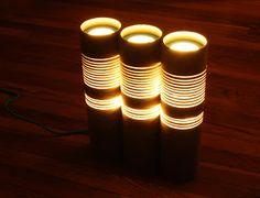 RanDom: Paper Tube Lamp