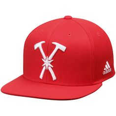 Chicago Fire adidas Jersey Hook Snapback Adjustable Hat - Red - $25.99