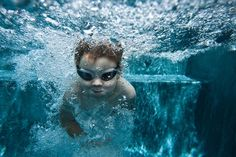 Stay thirsty. Stay foolish. #swimming #cute #brave