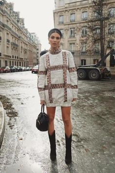 Style Steal: The Oufits Of Negin Mirsalehi Fall Fashion Outfits, Spring Outfits, Winter Fashion, High Fashion, Winter Outfits 2019, Negin Mirsalehi, Winter Trends, Spring Trends, Fashion Blogger Style